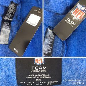 NFL Tops - NWT NFL Team Apparel New York Giants Sweatshirt